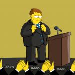 Комикс про депутата (+ исходники в png)